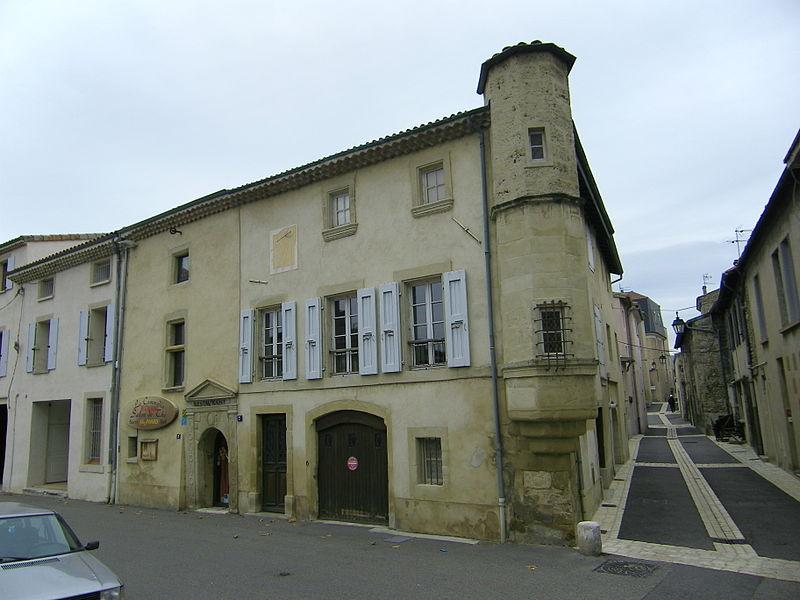 Maison à Tain-l'Hermitage (Drôme).  #Patrimoine #MonumentHistorique 👉 https://t.co/k160IAjijp https://t.co/cxJdHe0W27