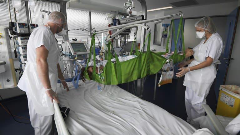 Coronavirus: près de 3.400 patients en réanimation https://t.co/mBxhQqleft https://t.co/mTyuC6S7D1