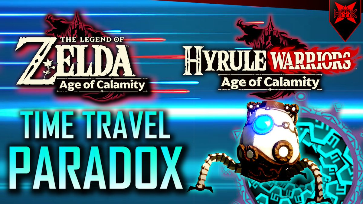 Hmk On Twitter Will Age Of Calamity Give Us Another Timeline Split I Don T Think So Here S Why Watch Here Https T Co F1jcdlfiw7 Zelda Ageofcalamity Hyrulewarriors Breathofthewild Shares And Rt S Appreciated Https T Co B0xwl7wxge