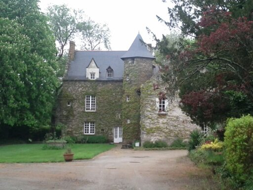 Manoir de la Paclais à Saint-Herblain (Loire Atlantique).  #Patrimoine #MonumentHistorique 👉 https://t.co/VH8Wq8wfLB https://t.co/USvGEwgN8a
