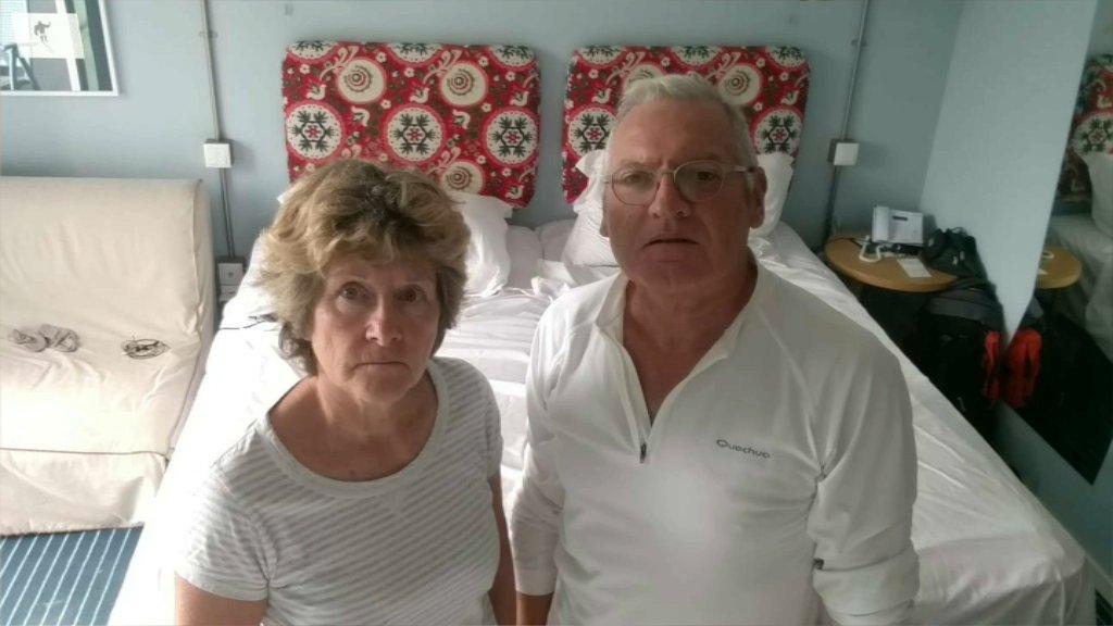 Positif au coronavirus, un couple originaire de Seine-et-Marne bloqué dans son hôtel au Portugal depuis 4 semaines https://t.co/VuZC6yhioL https://t.co/BW3DJkaA8g