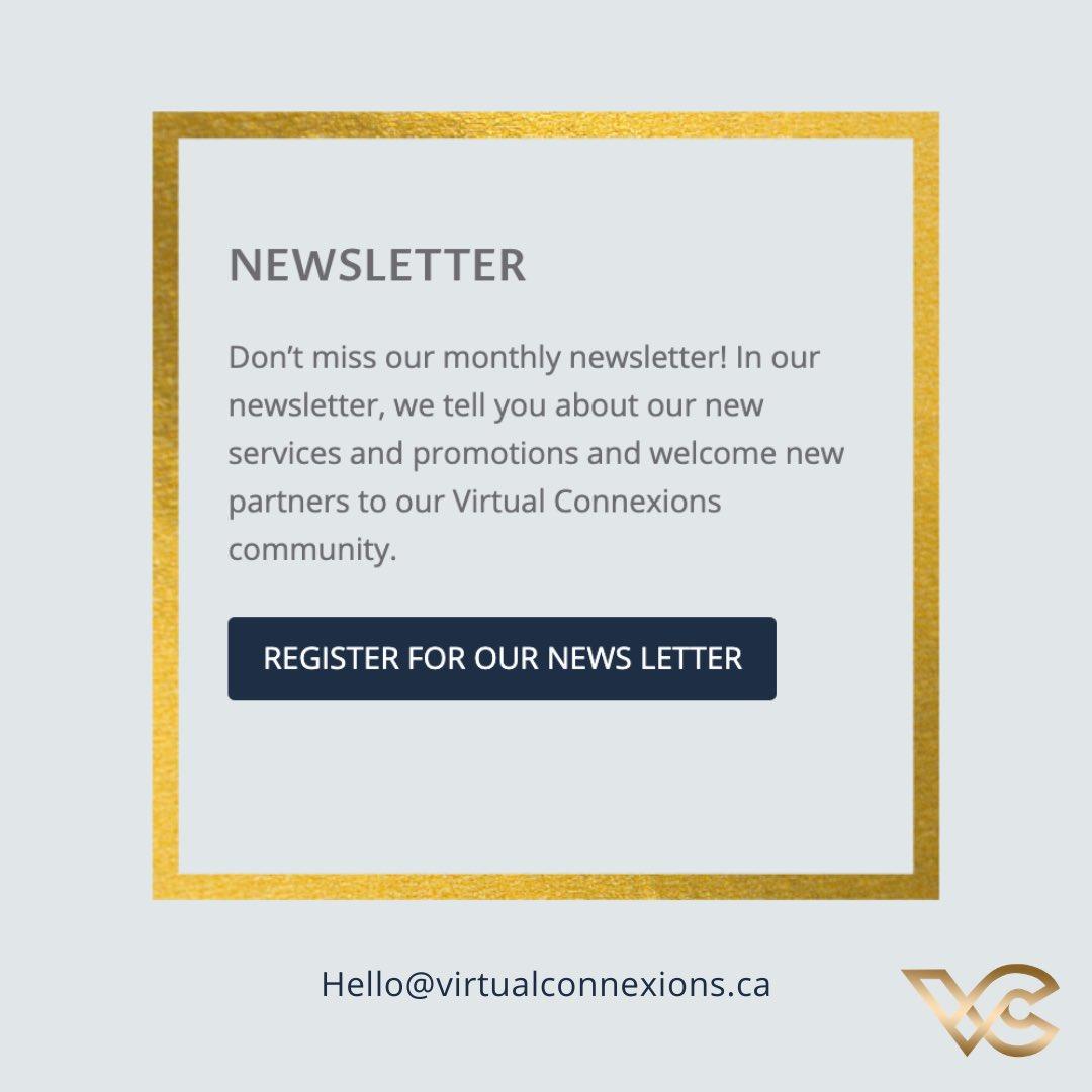 https://t.co/ilMkXsgKnO  #signup #newsletterdesign #newslettersignup #newslettermarketing #newslettersubscription #subscribenow #visitus #virtual #virtualservices #justvcit #partners #vendors #service #virtually #worldwide #readallaboutit #sayyes https://t.co/lbKKhTlv7p