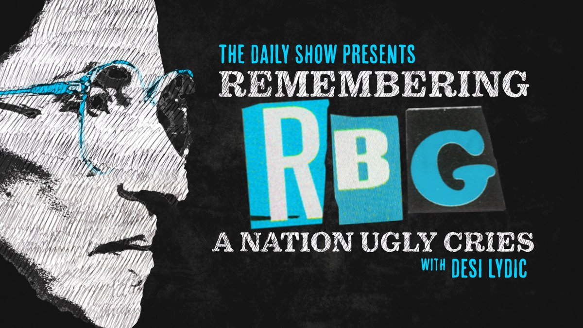 Don't miss @DesiLydic's special tribute to Ruth Bader Ginsburg featuring @ewarren, @rtraister, @katekendell and Imani Gandy (@AngryBlackLady). Tonight at 11/10c on Comedy Central! https://t.co/pgpUnivYzk