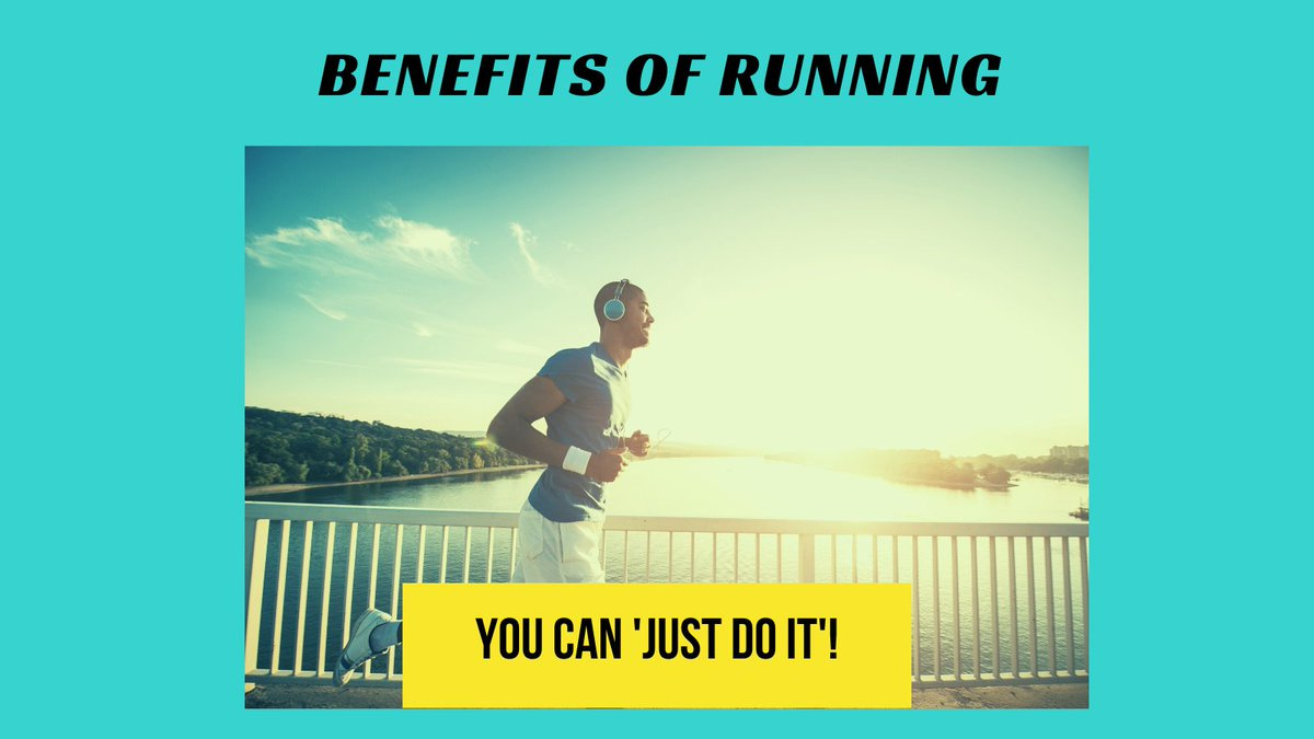 One of the benefits of running is that you can stick on your trainers and go!  Check out the other benefits of running on both your body and your mind...  https://t.co/dhRHdN8jGT  #running #runnersoftwitter https://t.co/NY1OtEPAar