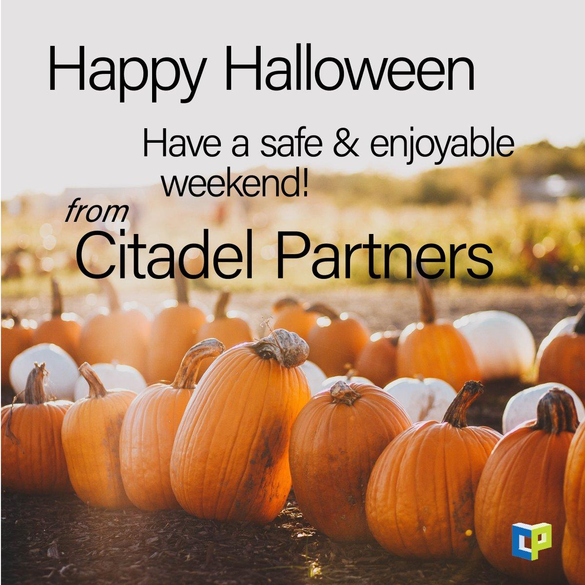 test Twitter Media - Happy Halloween! Have a safe & enjoyable weekend!  #CitadelPartners #DallasCommercialRealEstate #Halloween2020 https://t.co/sAey2ztjeF