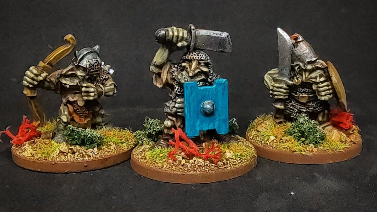 Iron Claw Goblins #oldhammer https://t.co/OJlvl724jt