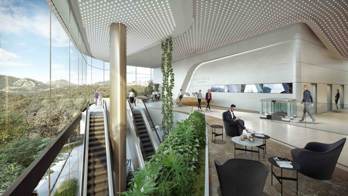 International design firm  is pleased to announce its latest project, a two-tower corporate offi....