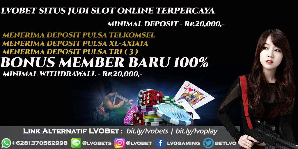 Slot Deposit Pulsa Xl Slot Xl Twitter