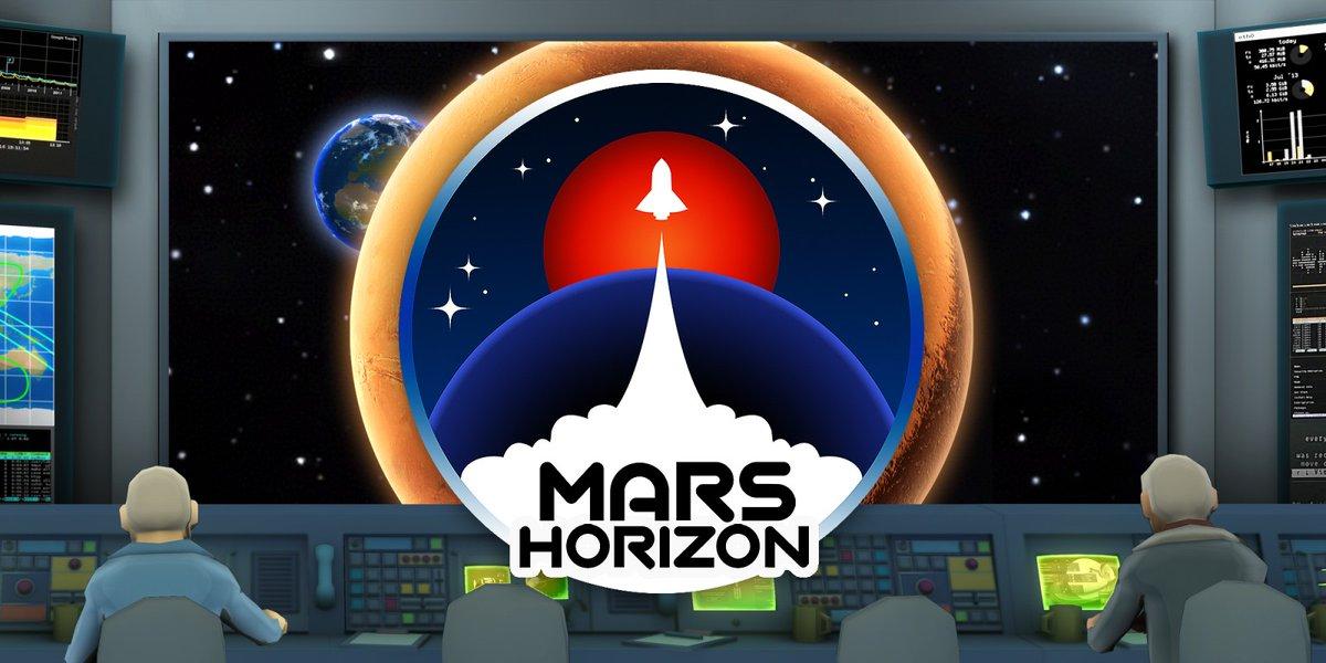 MARS HORIZON – TERMIN UND TRAILER ZU STRATEGIE-SIMULATION  https://t.co/SEiMGlXlEe  #marshorizon #mars #game #games #gaming #news #gamingnews #weplay4u #deutsch #trailer #trailers #release #steam #pc #XboxOne #PlayStation4 https://t.co/95aJjWRqk6