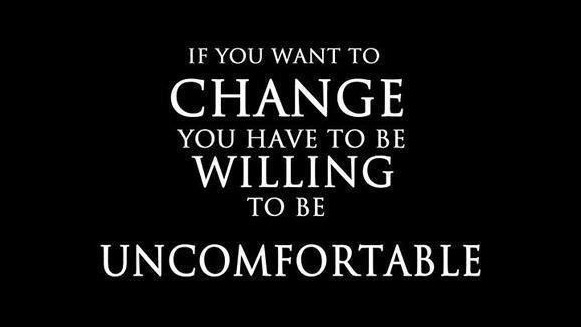 RT @ActionComplete: If you want to #change you have to be willing to be uncomfortable.  #quotes #motivation #inspiration https://t.co/LRjkJ8g9s1 https://t.co/9JRbgXXCZr