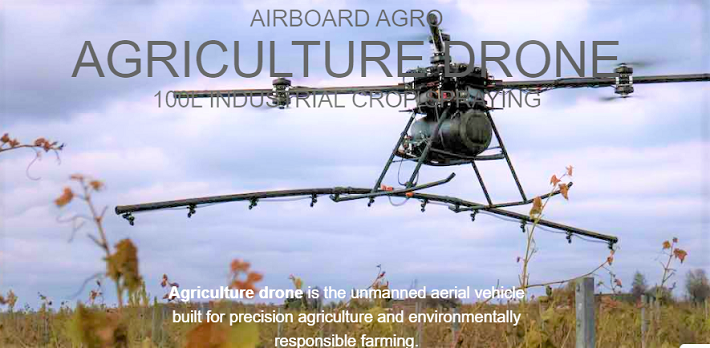 Airboard Agro - world's most advanced drone   for agriculture https://t.co/ZUior4go40  #drone #agriculture #california #Latvia https://t.co/l8i1iiBAZb