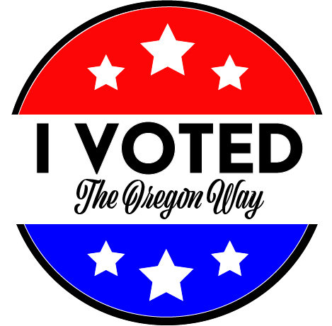 Just dropped off my ballot - trouble-free - at the Gregory Heights Library in Portland, OR.  I voted!  #oregon #portland #pdx https://t.co/qu4Ld4hDvZ
