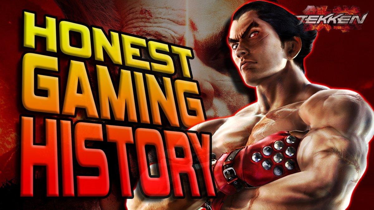 New video about to premiere Who is Kazuya #Tekken https://t.co/JROP7f7tPm https://t.co/yP6nInOe8h