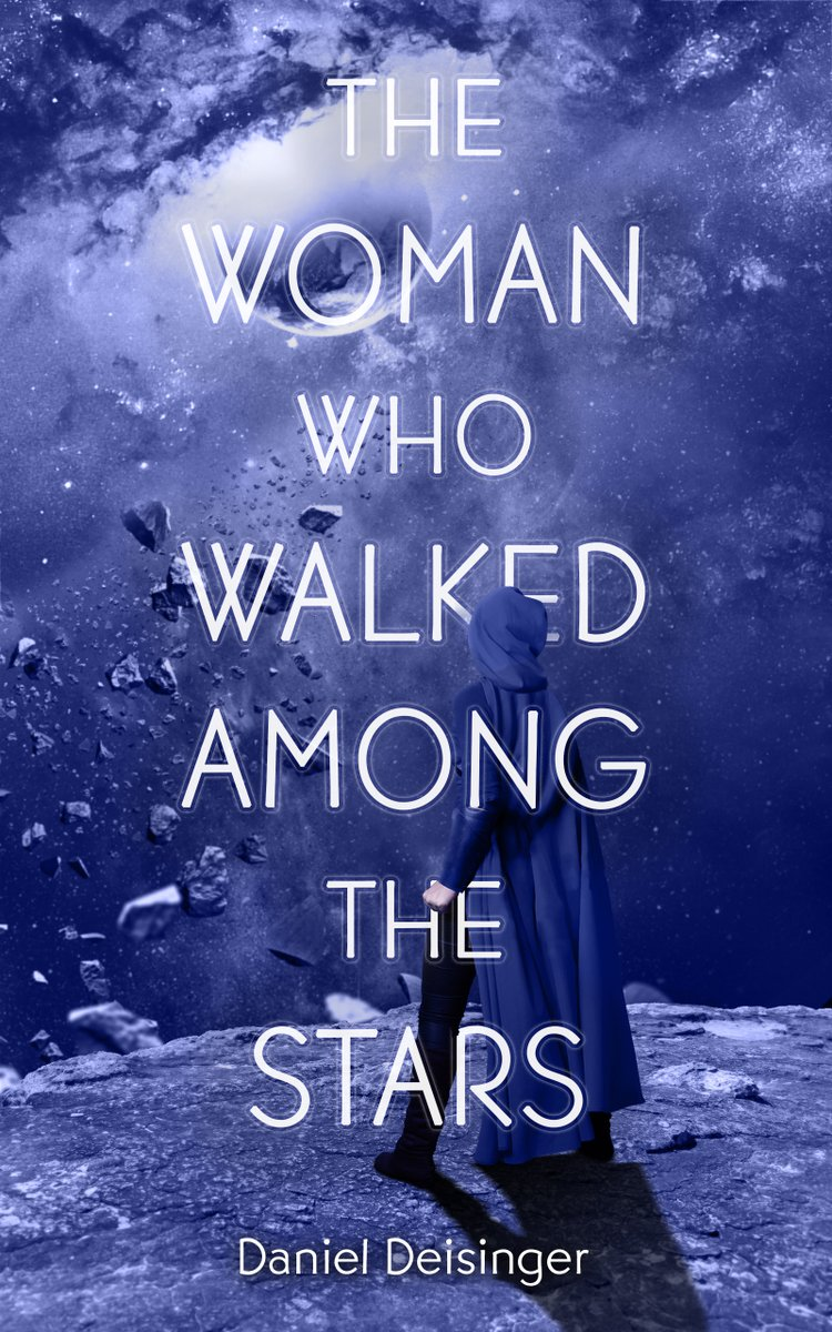 """@LCandidly Hi there! Reviews call """"The Woman Who Walked Among the Stars,"""" a touching book to read all in one sitting. An emotional sci-fi and fantasy story everyone will love! #writingcommunity https://t.co/sYs6gRqQM6 https://t.co/Jbv1PW1Ki2"""