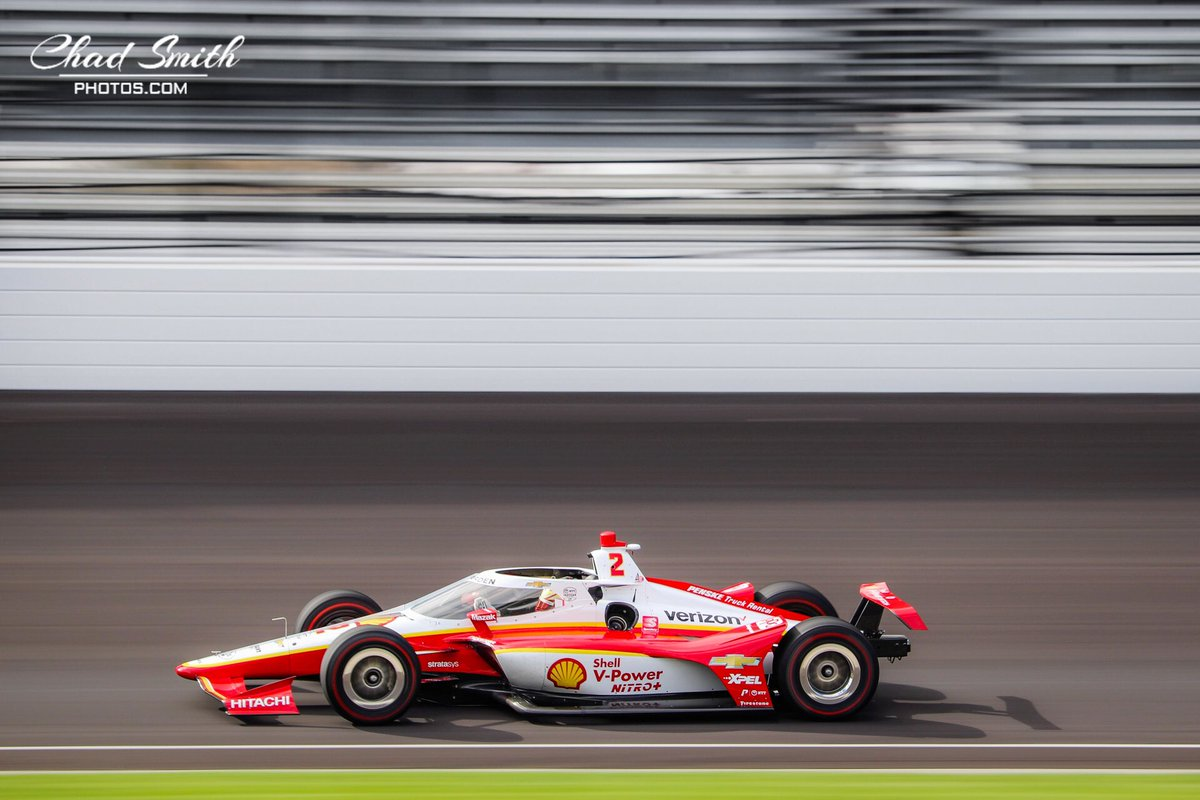 The two-day #IndyCar test at IMS is complete. The new aero parts around the floor area of the car seemed to help, and drivers believe the racing will be better for the #Indy500 next year, which is 212 days away.  Up next is Monday's test at Barber. https://t.co/xOmpvpCyMf