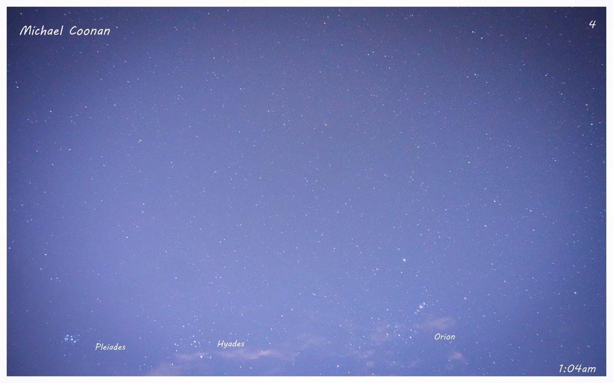 Sunday October 25th Pleiades, Hyades and Orion in Wodonga Australia #StormHour #moon #luna #moonshot #Moon_awards #astrophotography #astronomy @CherScheff @KayMcCaffery1 @PicPublic @PicPoet #500pxrtg @ThePhotoHour @BonfirePictures @500pxrtg https://t.co/PAkN43tsAH