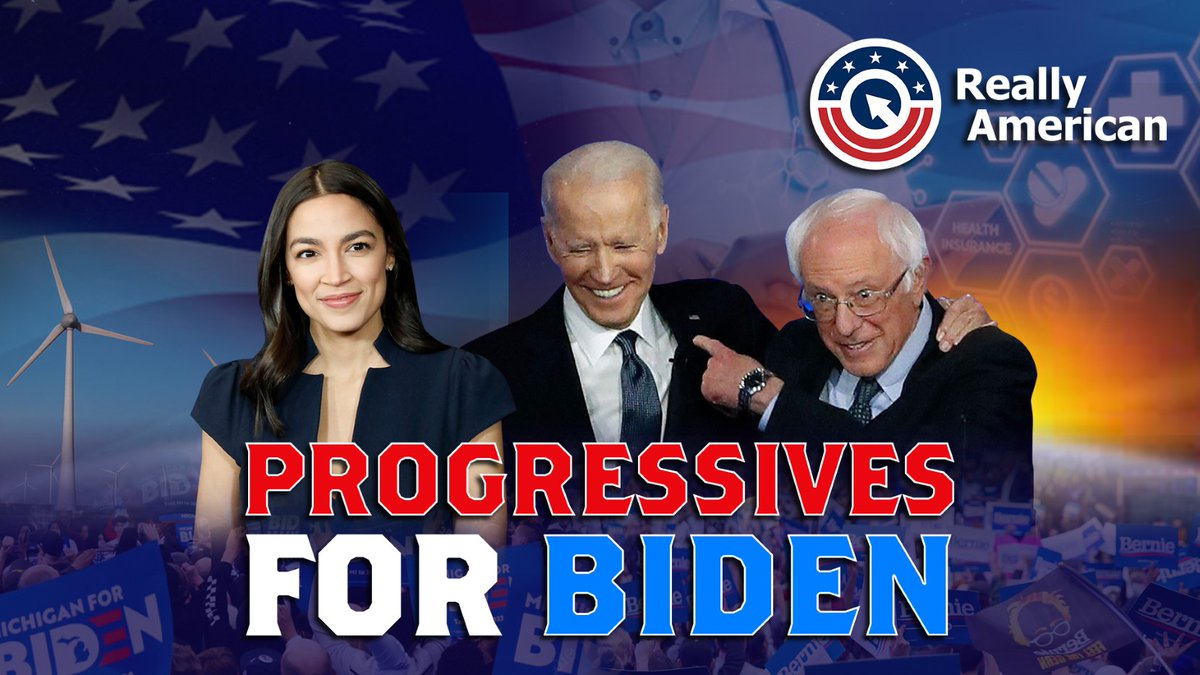 NEW VIDEO: As progressives, we need to think strategically. We need to do everything we can to get Biden elected. At it's most basic, this if the fight of and for our lives. The price of failure is too great to imagine. Retweet if you're one of the many #ProgressivesForBiden