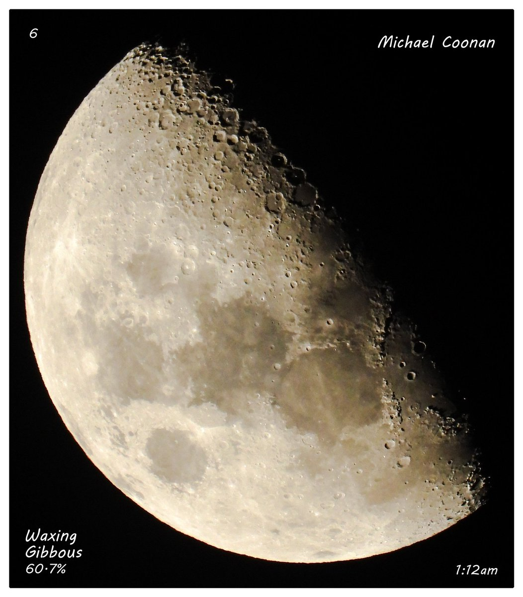 Sunday October 25th Waxing Gibbous Moon 60.7% in Wodonga Australia #StormHour #moon #luna #moonshot #Moon_awards #astrophotography #astronomy @CherScheff @KayMcCaffery1 @PicPublic @PicPoet #500pxrtg @ThePhotoHour @BonfirePictures @500pxrtg https://t.co/XXTPdtwzgb