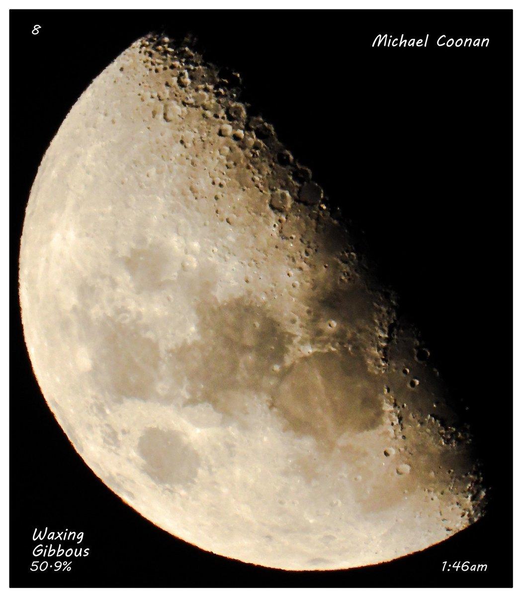 Sunday October 25th Waxing Gibbous Moon 60.9% in Wodonga Australia #StormHour #moon #luna #moonshot #Moon_awards #astrophotography #astronomy @CherScheff @KayMcCaffery1 @PicPublic @PicPoet #500pxrtg @ThePhotoHour @BonfirePictures @500pxrtg https://t.co/1g7ZuBAWvF