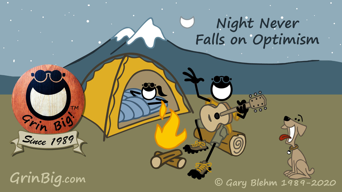 Night Never Falls on Optimism #optimism #camping #nightfall #smilemore #behappy #outdoors #outdoorlearning #musician #guitarist #musician #Colorado #BuenaVista #Salida #Pueblo #CanonCity https://t.co/GlaKHedqUn https://t.co/59Oq3bBUNE