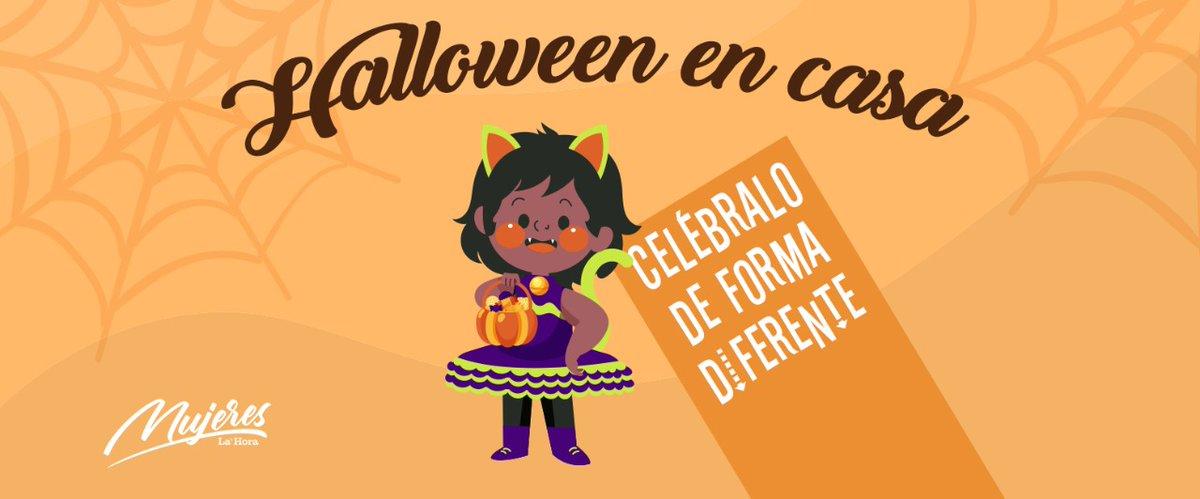 test Twitter Media - #LaHoraMujer Estas son algunas de las actividades que puedes realizar para celebrar #Halloween 🎃 en casa 👉🏽[https://t.co/cIsEbKz2ES] https://t.co/ubc3Il3oUO