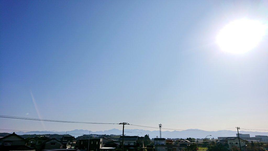 いま撮り #富山県 #国立公園 #立山連峰 https://t.co/REGY3H2DSI