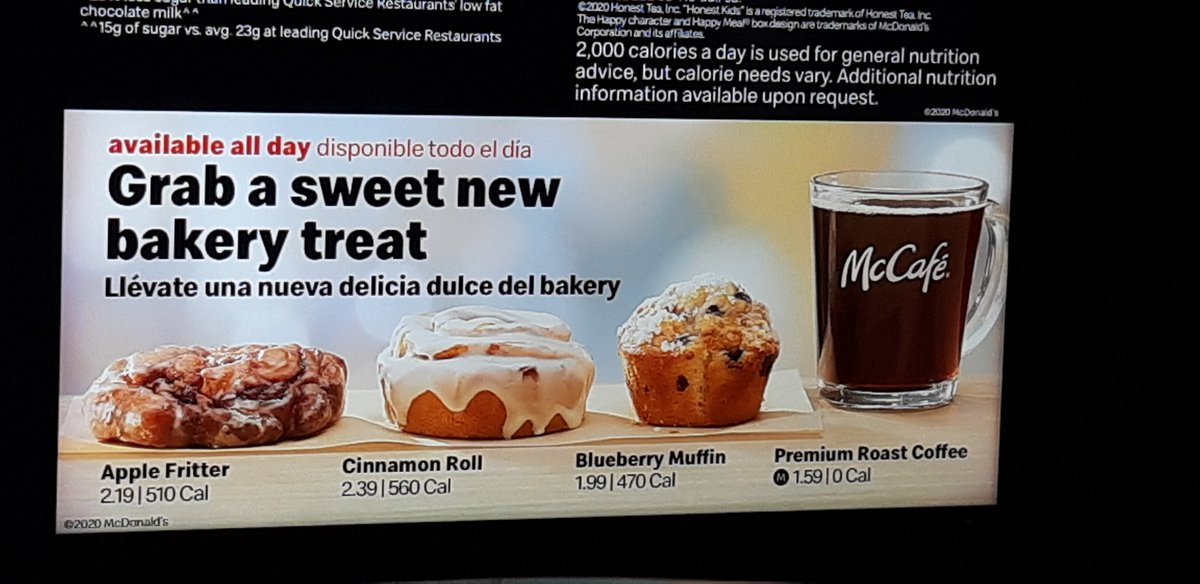 @andrewpanton @GeoffLRamsey @GavinFree I heard Canada has a weird McDonald's bakery menu on the #f podcast and I saw this for the first time today https://t.co/9o8M4Q0hpw
