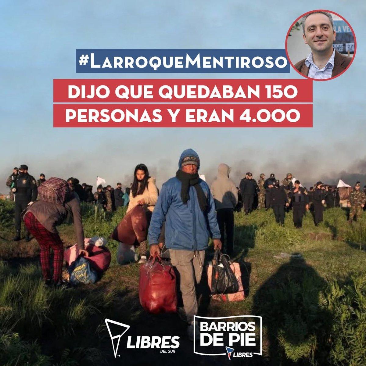 #LarroqueMentiroso https://t.co/fKDg7gZxNt