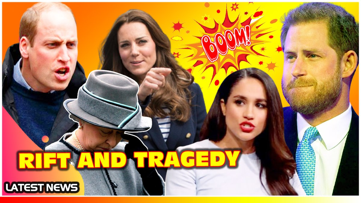 Harry and William's Rift Relationship Will Never Be Repaired Except TRAG... https://t.co/ufjhLFR56C via @YouTube #PrinceHarry #PrinceWilliam #TVNews24h #RoyalFamily #meghanmarkle #royal #sussexsquad #meghanandharry #HarryandMeghan #duchessmeghan https://t.co/9koH6OZKla