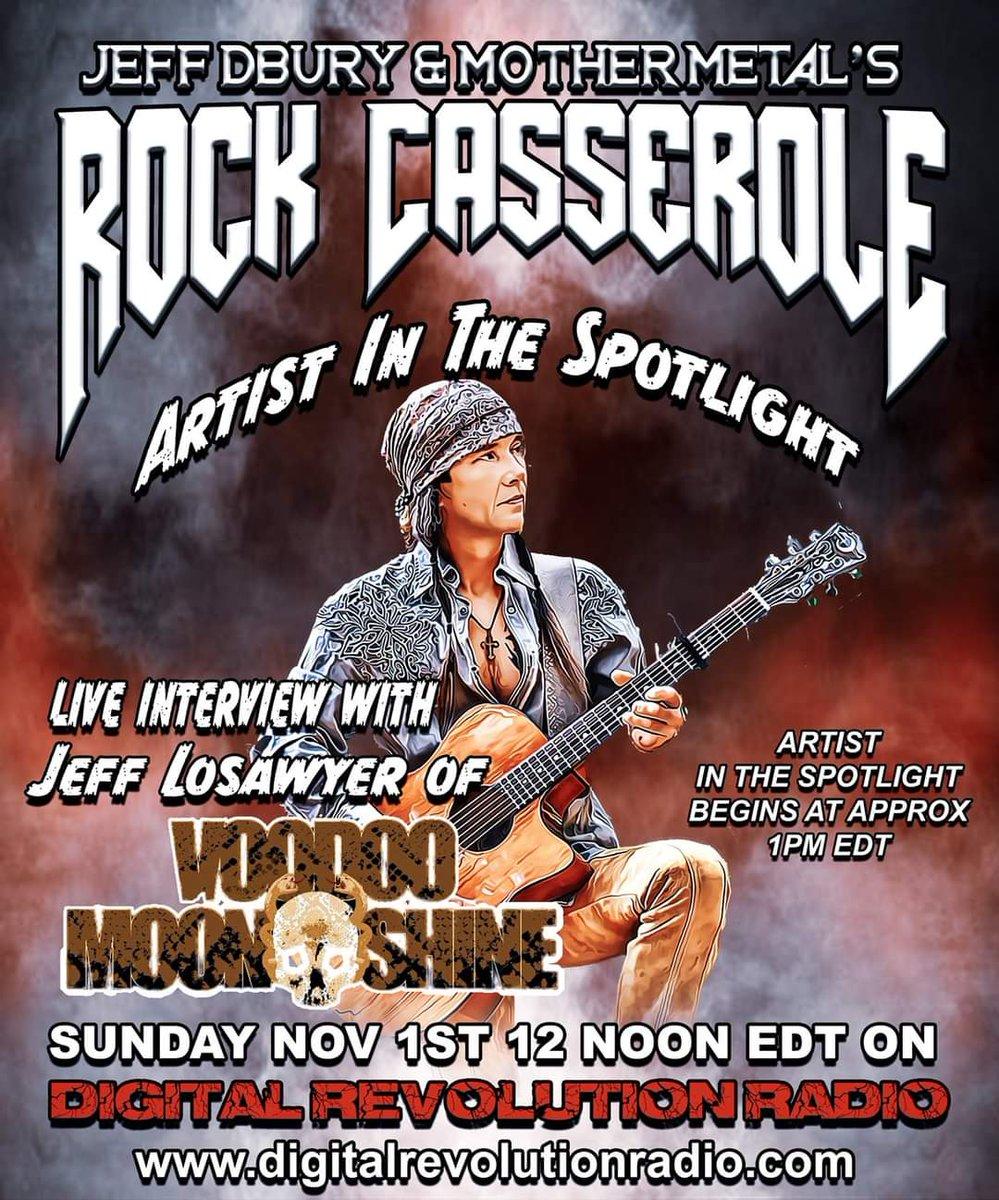 Jeff Losawyer of Voodoo Moonshine- Artist in the Spotlight https://t.co/aRS088QB90. #rock #rocknroll #rockandroll #rockband #band #bands #guitarist #music #musician https://t.co/e9rwsMfN7S