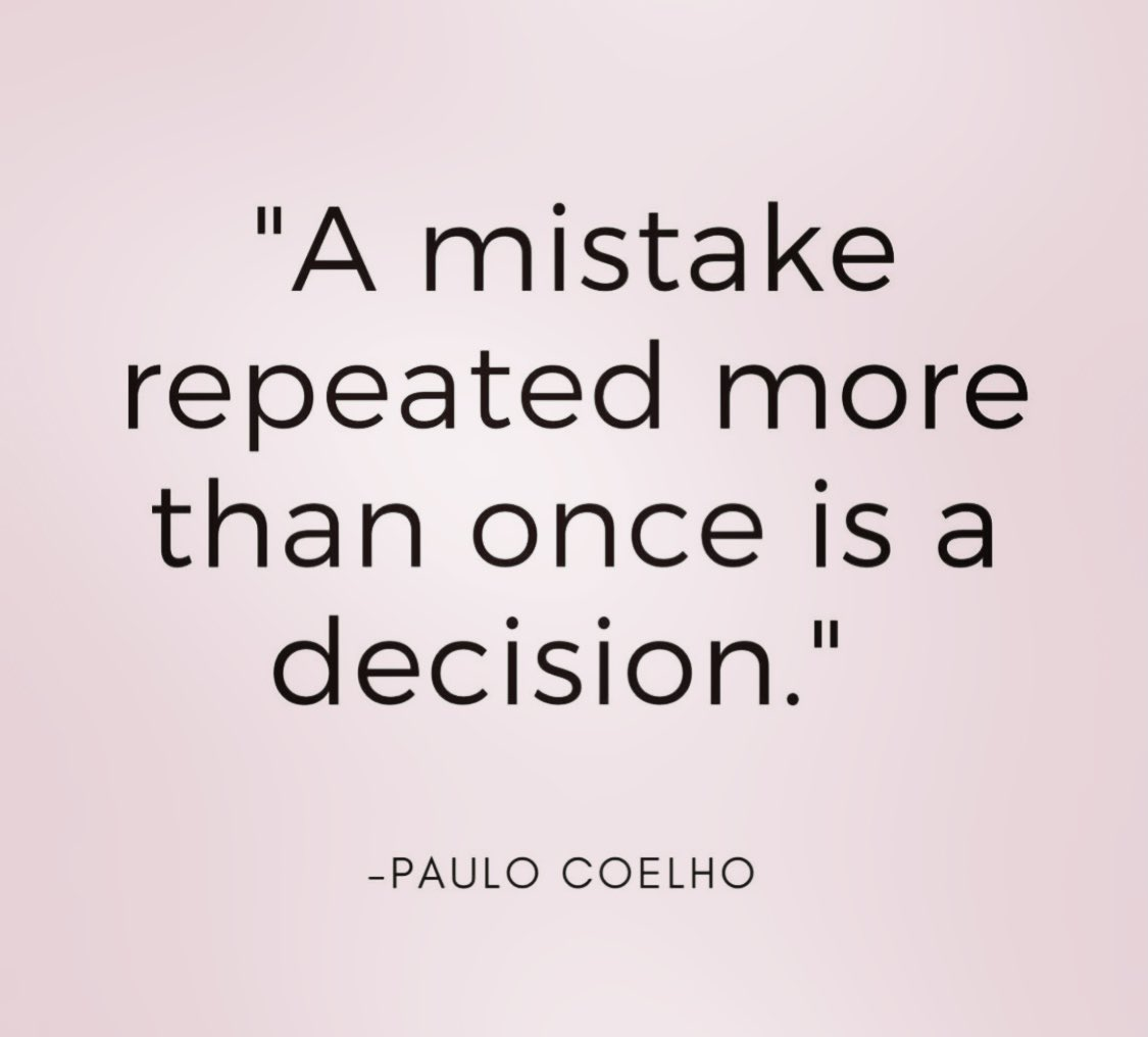 How do you set the intention of learning from your mistakes so you don't repeat them?  https://t.co/d0k1xM9UKo  #empowerment #clarity #CDCDivorceCoach #divorcecoach #mediation #divorce #selfcare #mindset #supremecourtmediator #truth #divorcemediation #maritalmediation https://t.co/hgr5OtVDrI