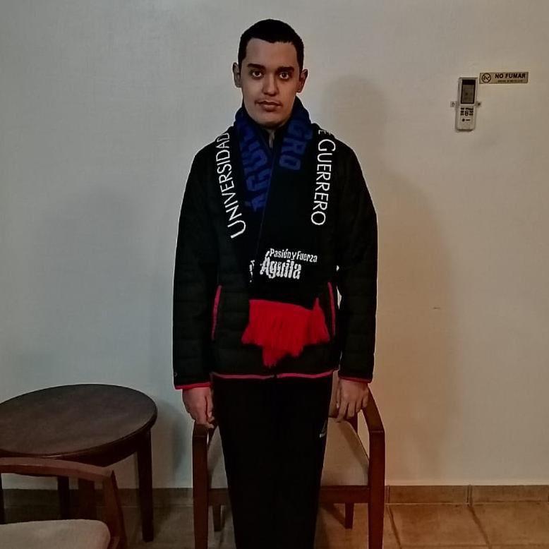 Todo mi reconocimiento al joven estudiante Omar Farid Astudillo Marbán, de la @UAGro_MX,  quien obtuvo el primer lugar de la XXII Olimpiada Matemática de Centroamérica y el Caribe 2020. ¡Felicidades! https://t.co/BnvqP22dXz