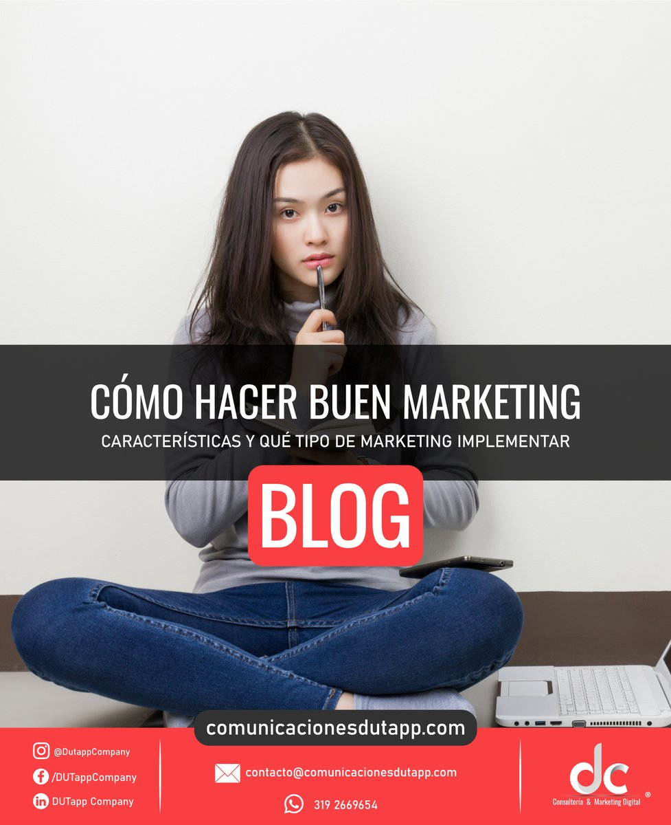 👉Qué es #Marketing (tipos y usos) y cómo usarlo para posicionarse🤩 ✅👉🔒 https://t.co/QwaCNs1cL3 🔒👈✅  🎯🥇🚀 #AprendemosEnCasa #AprendeEnCasa #MarketingTips #Blog #BlogEnEspañol #BlogMarketing https://t.co/RF2W7qX1VY