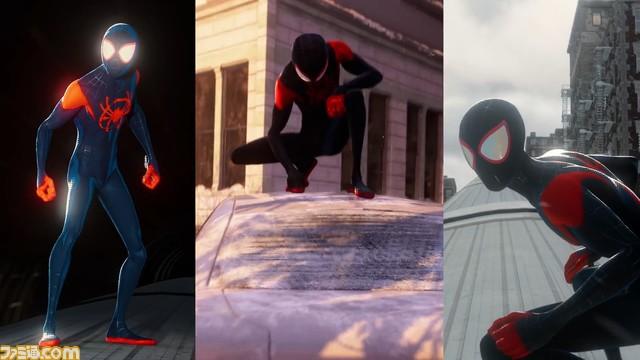 "test ツイッターメディア - 『スパイダーマン:マイルズ・モラレス』早期購入特典第2弾は、""ちゃんとコマ落ちする""スパイダーバース仕様のスーツ https://t.co/fDOI4OIAfC https://t.co/3JP0v9pQgE"