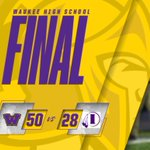 Image for the Tweet beginning: Waukee rolls in the second