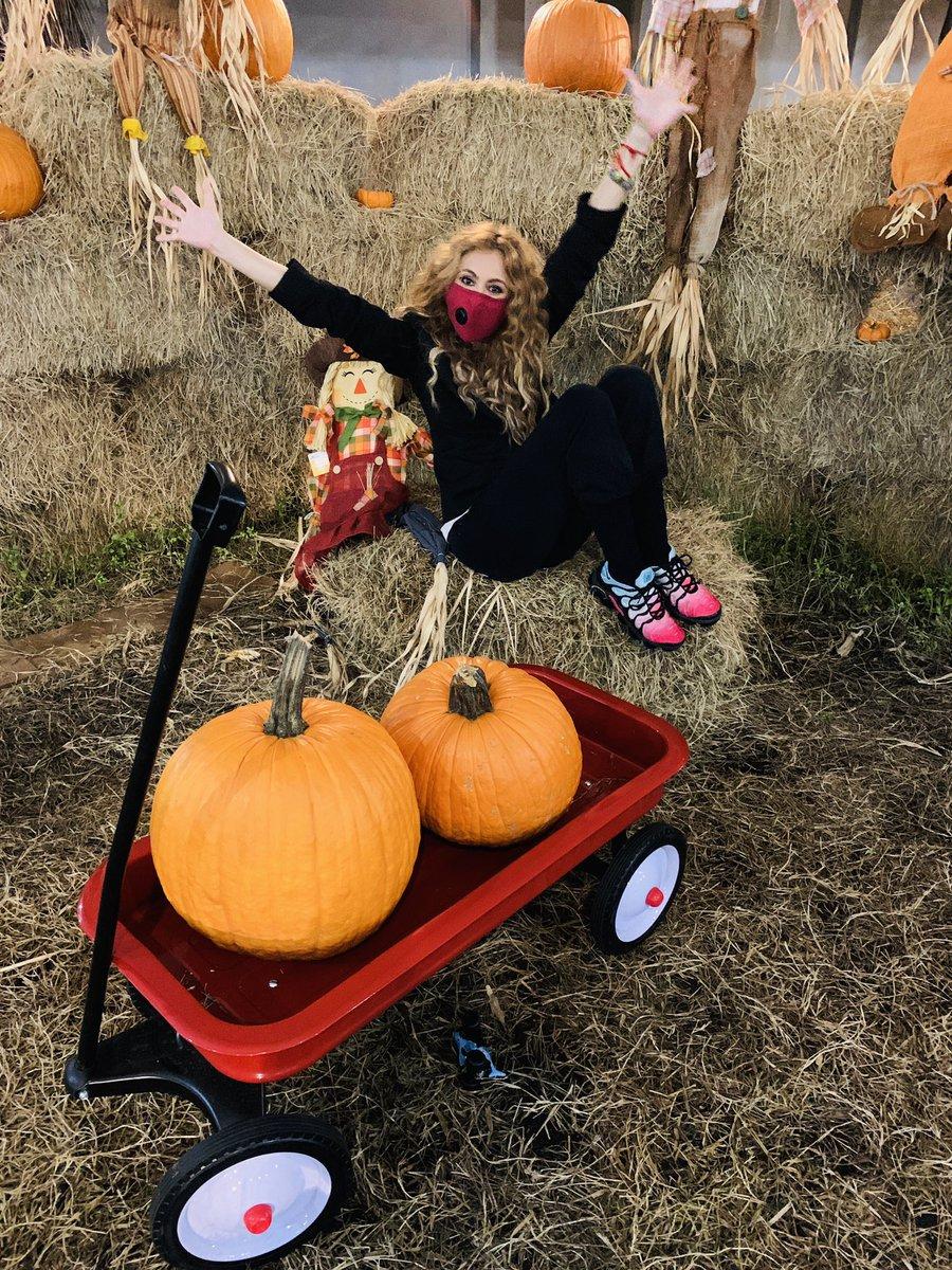 Ready to carve some #pumpkins #pumpkinpatch 🎃👻 #calabazas
