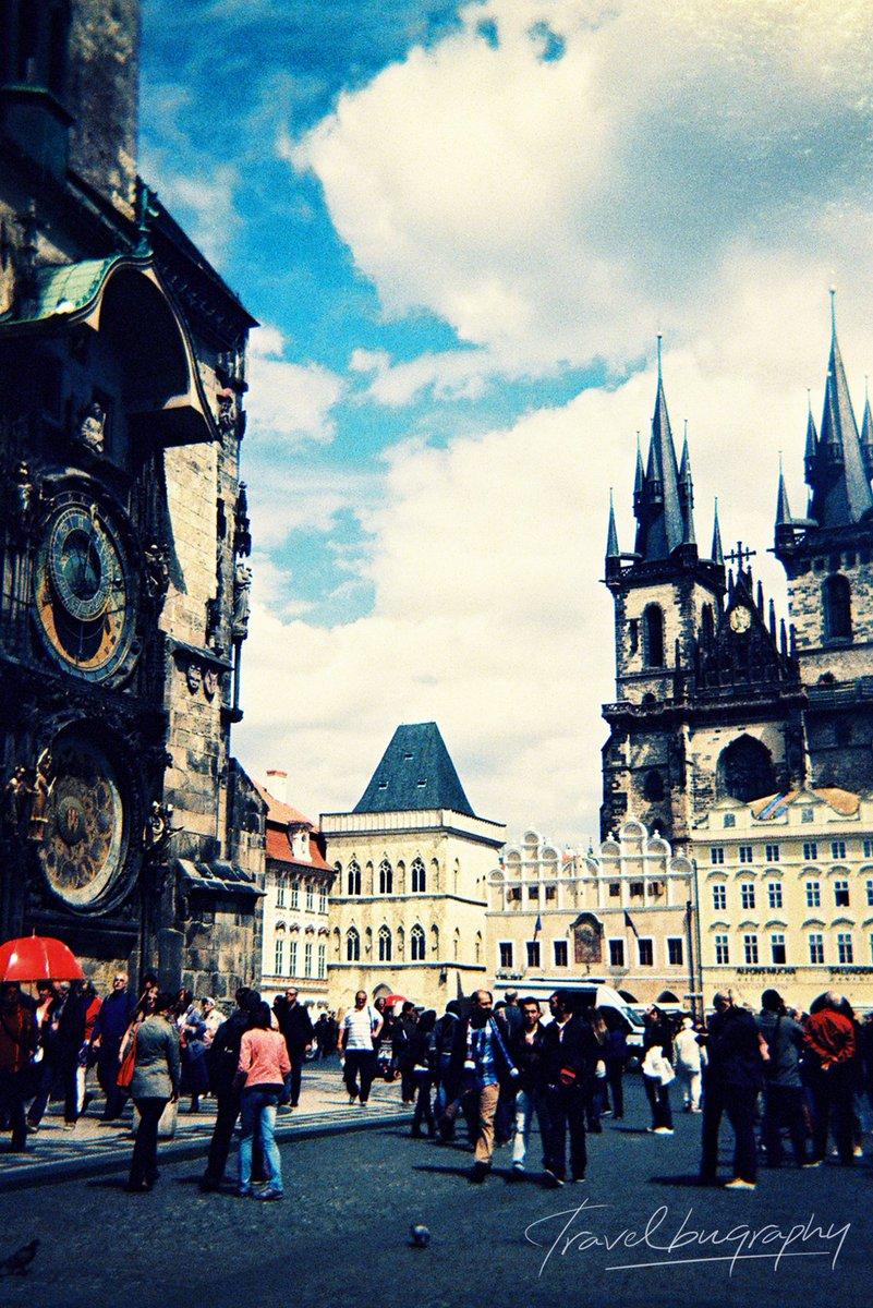 Prague  #prague #czechrepublic #film #analoguephotograhy #lomography #streetcandid #Xpro #crossprocessing #filmphotography #believeinfilm #streetphotography
