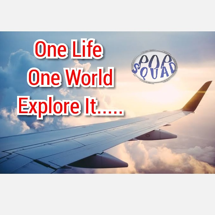 One Life  One World Explore It..... #travel #mind #freshmind  #spreadpositivitY https://t.co/aJim9AJ8aA