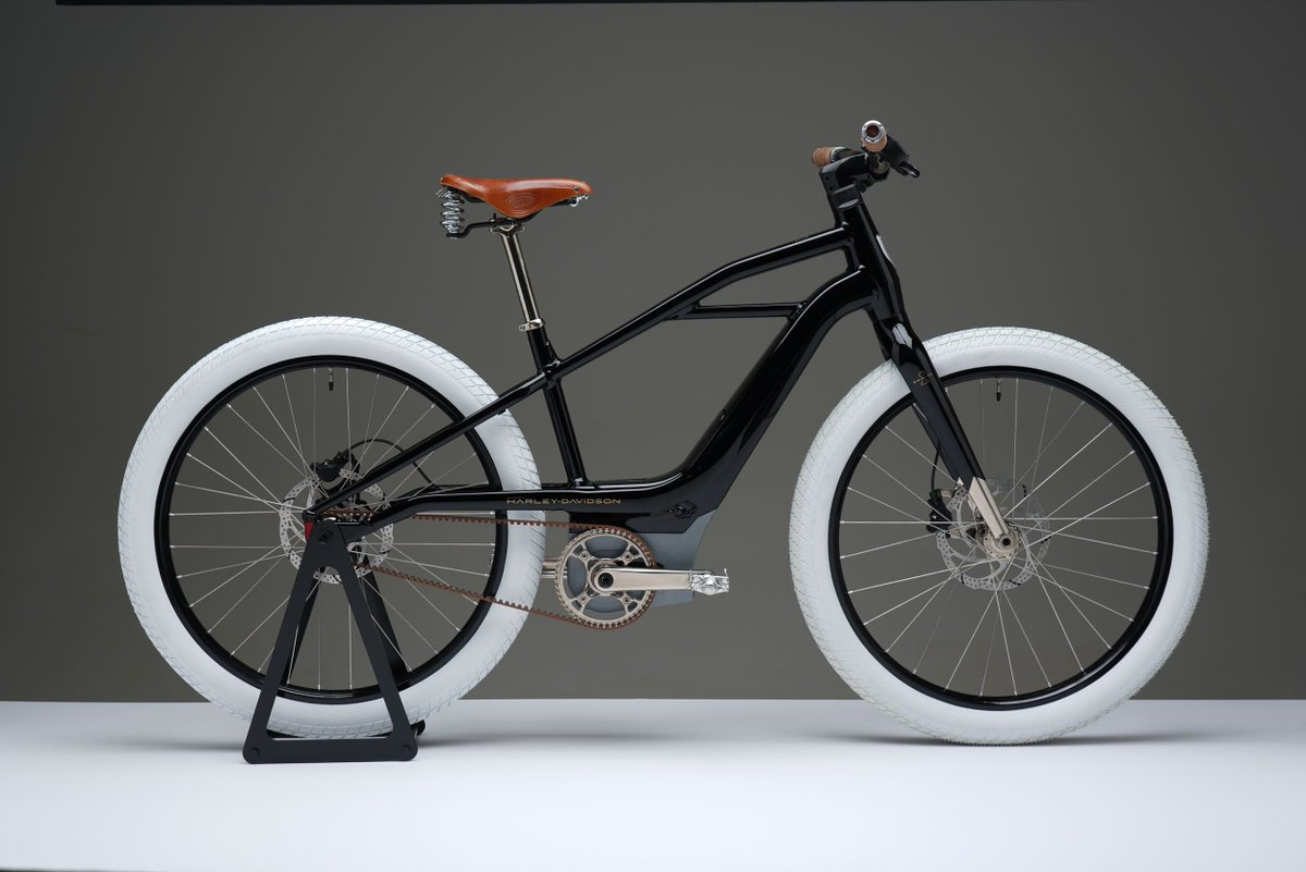 Harley-Davidson unveils a gorgeous new electric bike called Serial 1