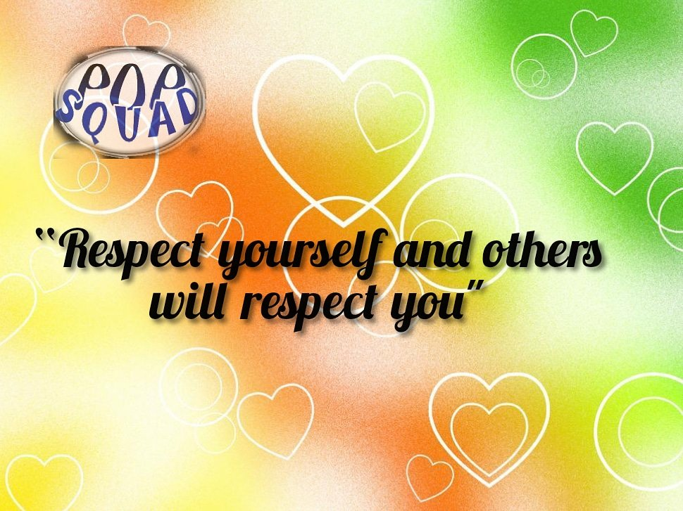 """Respect yourself and others will respect you""  #respect #SpreadPositivity https://t.co/lvcB1SjTAX"