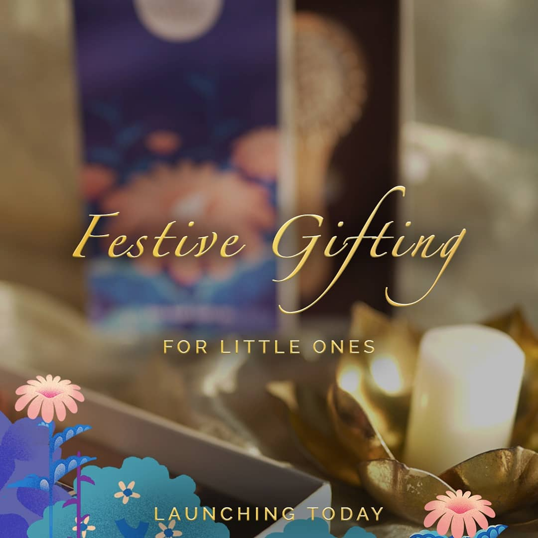 Hey Bud get ready to light up with MAATÉ!  Let's spread smiles and get into the festive spirit with our babies. Our festive gifting for babies launches today and it has everything your baby will need for a Festive season blessed by Nature itself. Stay tuned! #MAATÉ #Launch