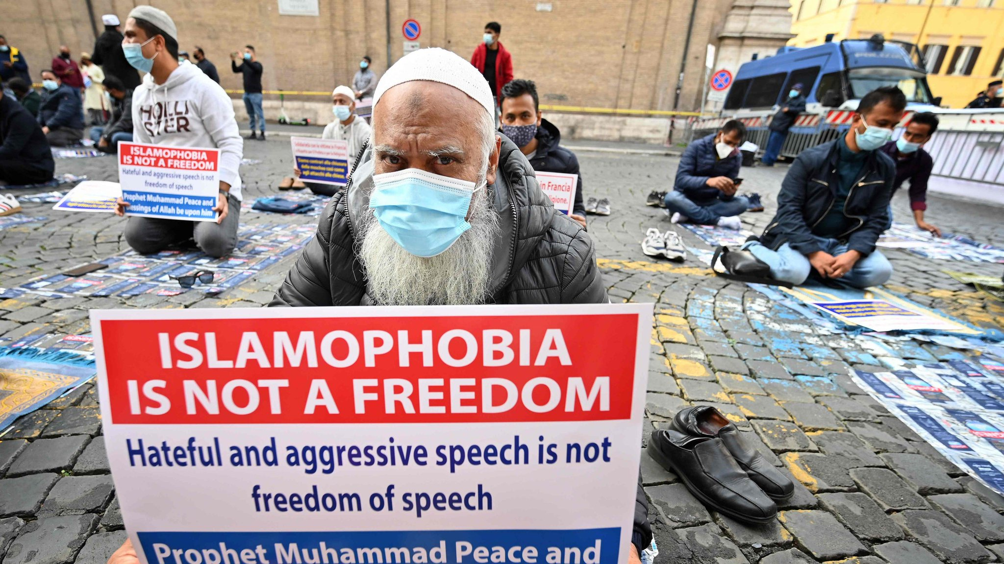 Terror attacks in France over Mohammad cartoons spark debate on secularism, Islamophobia Photo