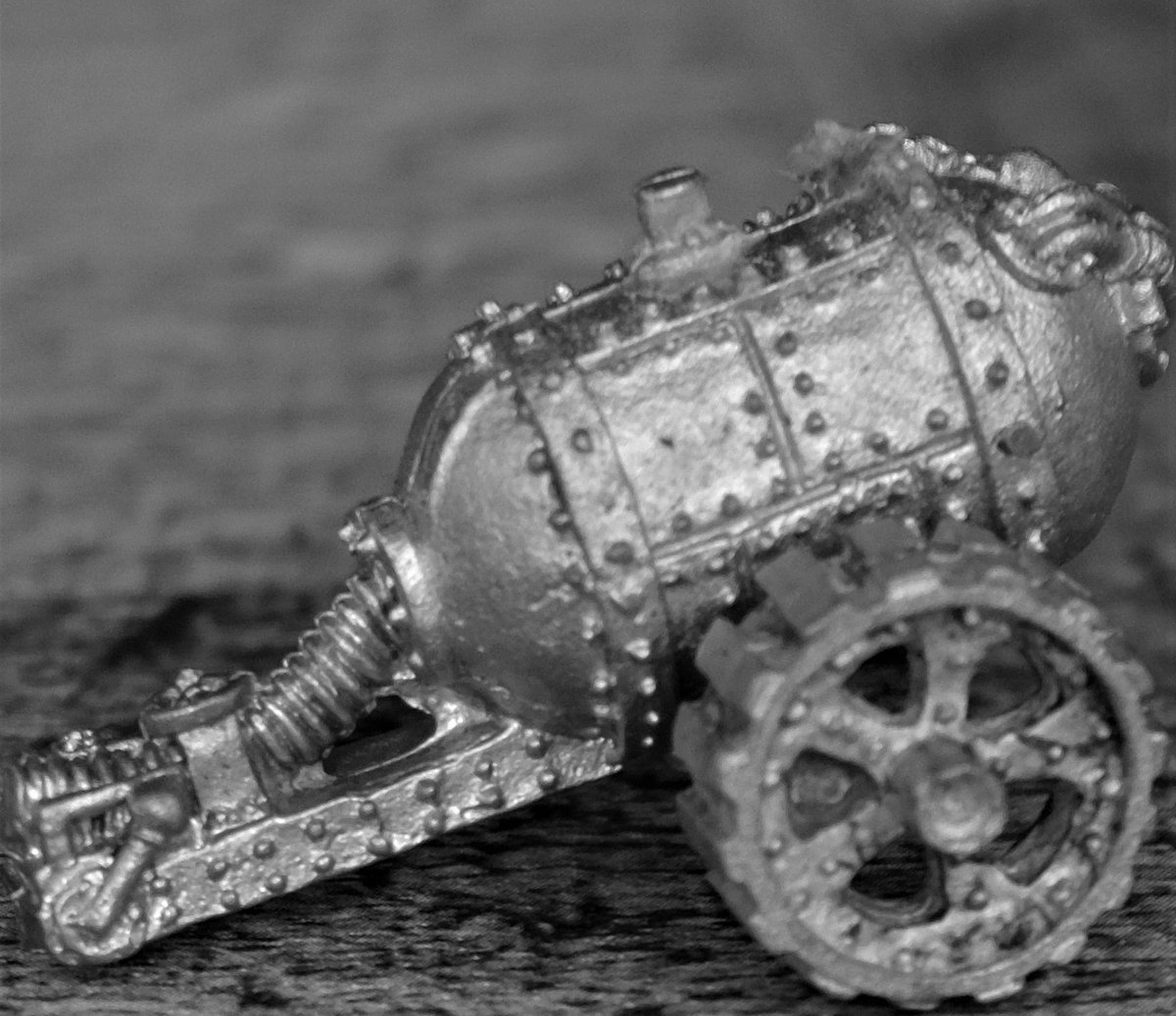 Can you guess what it is? #40k #Wargaming #oldhammer https://t.co/0Xwvf66p3R