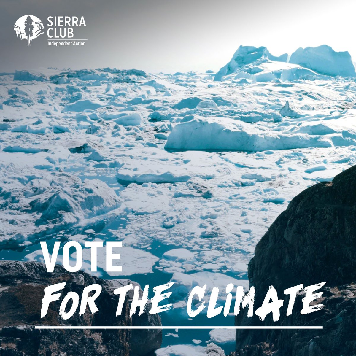 Vote for the climate. Joe Biden and Kamala Harris are the strongest ticket ever for proposed climate action.    #peopleplanetpower #vote2020