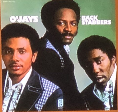 """What an appropriate title! The O'Jays seemed to constantly stab the #BlackAmericans in the back with their """"seize and desist"""" against the use of their song """"Love Train"""" in Trump's 2016 campaign rally. Are they willing & ready to apologise? https://t.co/acsY7H7FLK"""