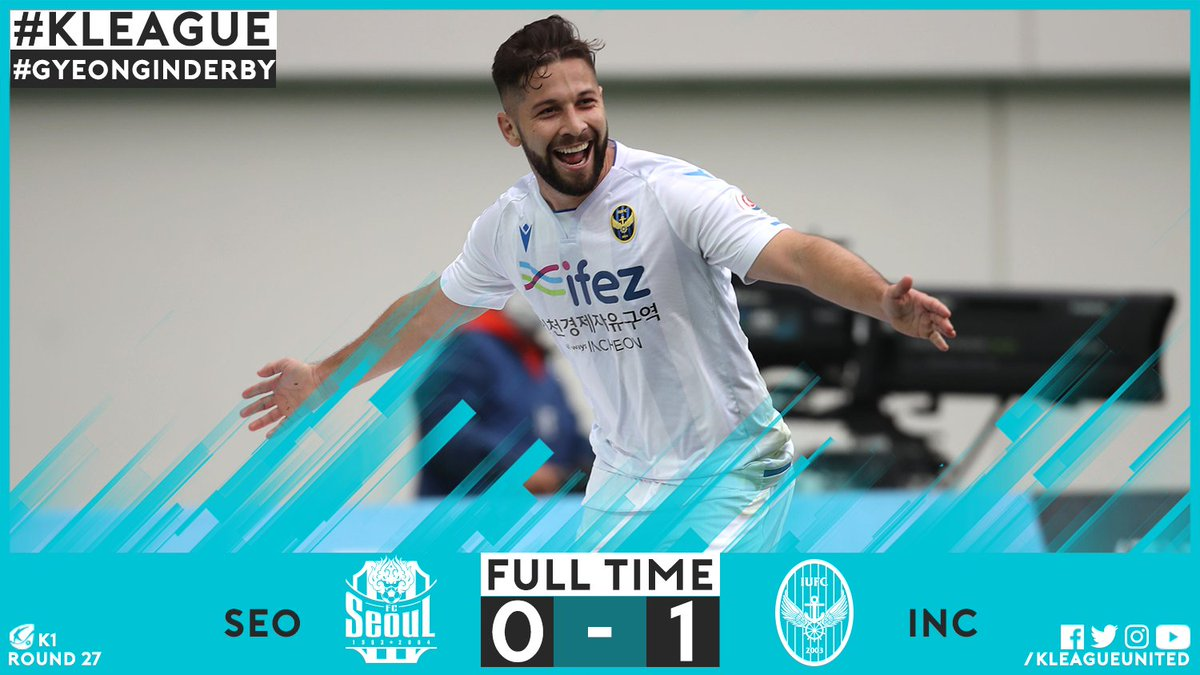 "K League United on Twitter: ""FT 