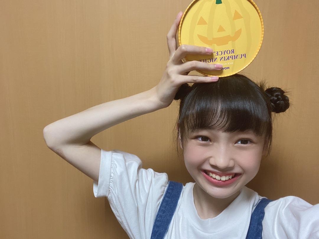 【15期 Blog】 No.473 ☆Happy Halloween☆ 山﨑愛生: 皆さん、こんにちは!モーニング娘。'20…  #morningmusume20 #ハロプロ