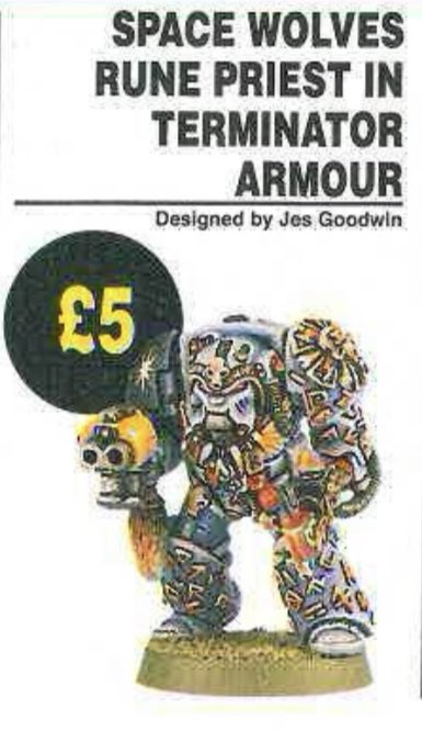 Can't wait to order the #WarhammerDay Terminator Chaplain! Perfect addition to that new #SpaceWolves combat patrol box 👌 #WarhammerCommunity #oldhammer https://t.co/JVQQMyh0fX