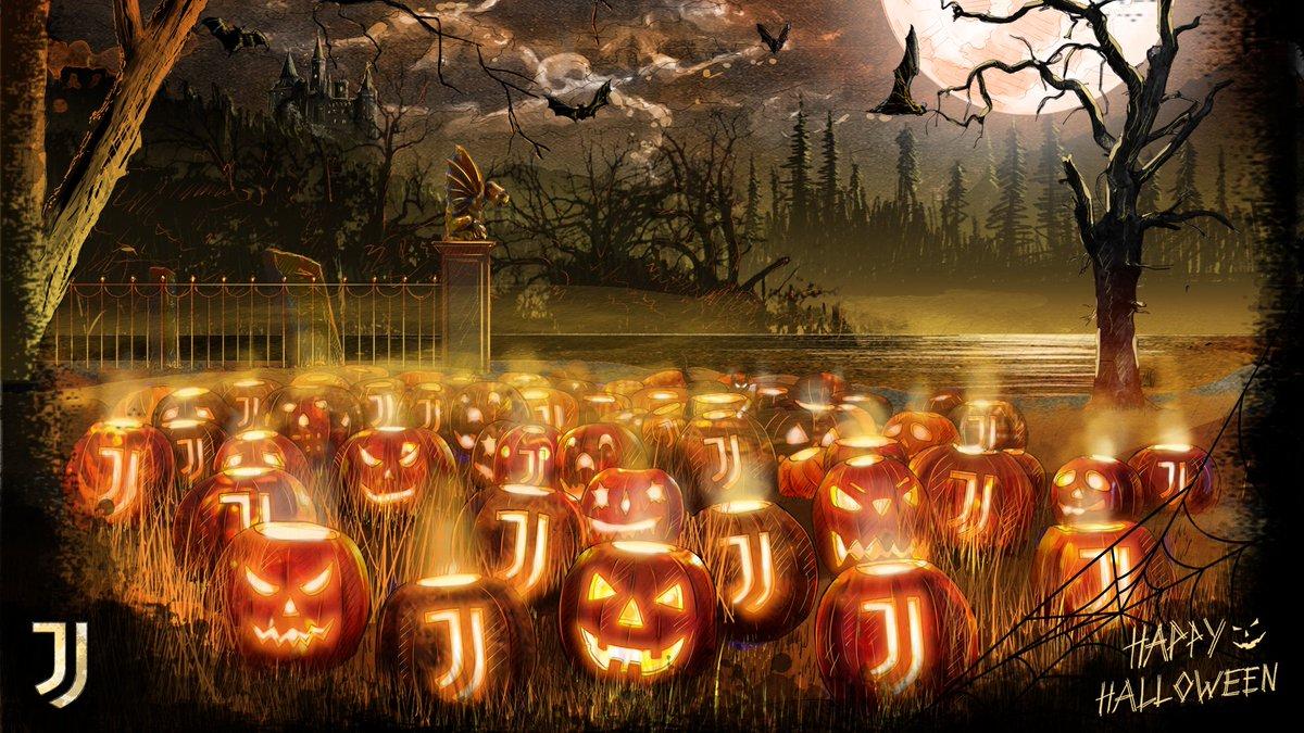 """A voi lo sfondo per creare la vostra card 🎨🖥 Buona """"Juve Photoediting Challenge, #Halloween Edition"""" 🎃 https://t.co/F4suETtJIQ"""