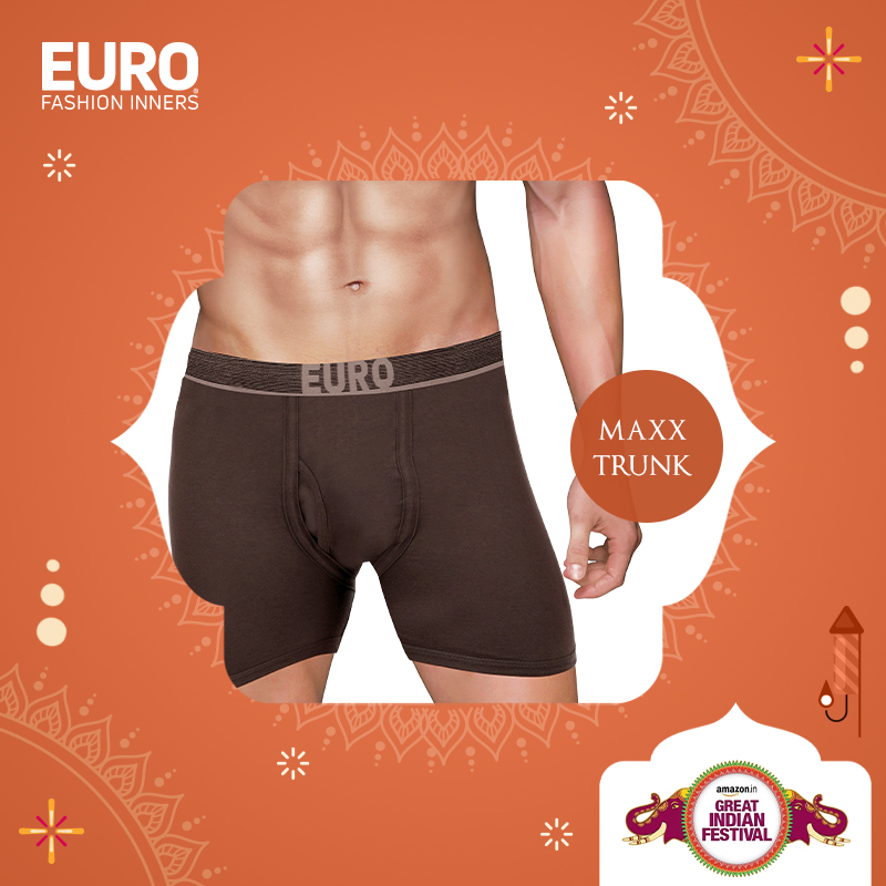 Shop your favorite Maxx Trunk @ special prices @amazonIN :  #GreatIndianFestival #Vest #Brief #Trunk